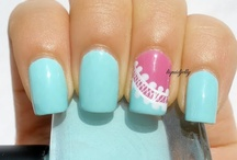 Nail love / by Crystal DeCotiis