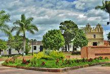 Güepsa / Bello Municipio al Sur de Santander
