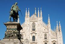 #luoghi da visitare in #Italia / I luoghi più belli da vedere, città d'arte ed eventi da non perdere!
