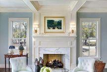 Plantation Living Room / by Kirsten Fields