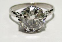 Rings / Diamond