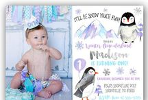 penguin first birthday party ideas