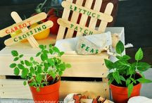 April Showers -Spring 2015 / Bring nature inside on those rainy April days with these fun activities!! / by PA Horticultural