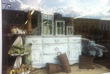 Painted Furniture & Accessories / Painted French BedOrnate   Ornate Armorie