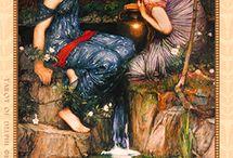 tarot: XII hanged man