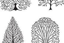 Trees ¥