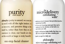 Skin care & body products (