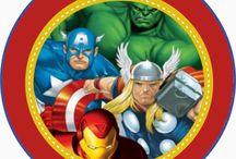 Vingadores (Avengers)