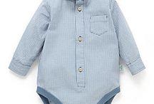 Bebé. bodis,camisitas y pantalones