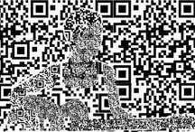Amazing Artistic QR Codes / This board is a collection of amazing and artistic QR codes that we create and/or find on the web. Comment and repin your favorites!  / by BestBuzz