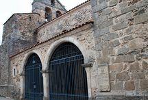 Iglesia de Alcañices / Románico de Zamora