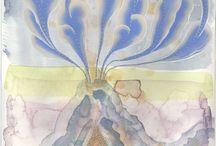 My Work: Volcanoes / by Elena Kaulenas