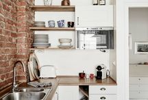 Interiors | Kitchens and Laundry