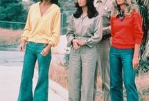 FILM INSPIRATION - Charlie's Angels / Smart, bold, incredibly sexy and with a great Style. Take inspiration form the Charlie's Angels.