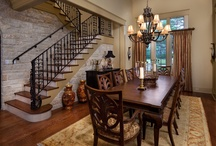 Dining Room / Many holidays and other special occasions are celebrated in the dining room. It should be a comfortable, welcoming space.