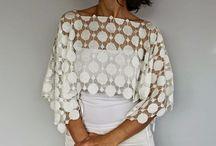 pañuelo para hacer una blusa