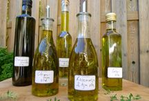 Recepten olie en dressing