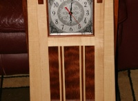 Hand-crafted wood clocks / Personally designed and hand crafted wood clocks. / by Gailyn Beadle Brock