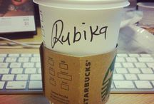 Starbucks Spelling Mistakes / by Andrew Turner