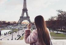 Paris / Paris, Prada, Pearls, Perfume