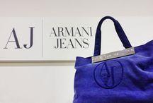 Armani Jeans PE15 Donna / Cercate capi eleganti e #pratici al tempo stesso? La nuova collezione di Armani Jeans fa proprio per voi! - www.adrianpam.it