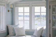 cape cod upstairs window
