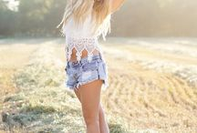 Festival Chic / Festival Threads for the Chic Chick
