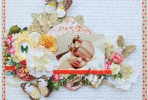 Craft Scrapbook Pages / Collecting all the gorgeous page layouts