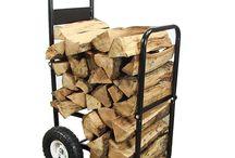 Odun arabası