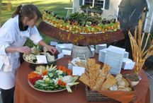 Table Decor / Stationary hors d'oeuvres, buffets, station table decor