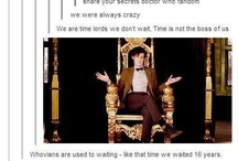 Doctor Who memes and fun