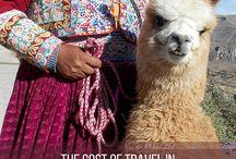Zuid-Amerika rondreizen