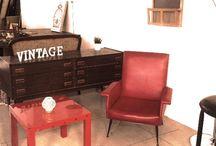 "Design Vintage 50"" / Arredamento vintage anni 40"" 50"""