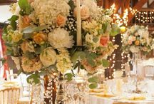 Gold Wedding Ideas / Gold and cream themed wedding in Surrey