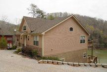 Lakeside Estates Homes for Sale / View Norris Lake Homes and Lots for Sale at Lakeside Estates in Lafollette, TN.