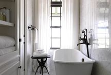 I.D. // BATHROOM for MINIMALISTS / Inspirations and my own projects in BATHROOM for MINIMALISTS interior design theme.