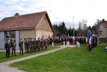 FLEURIEL (03) HISTORIAL DU PAYSAN SOLDAT / L'Historial du Paysan Soldat de Fleuriel a été inauguré le 6 novembre 2015.