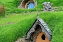 Chatka Hobbita