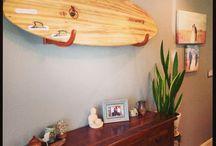 SURFBOARDS & SURF LIFE