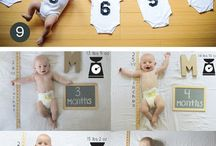 Ideas for newborn photograpy