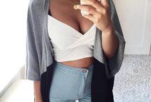 I want to wear that sunny season