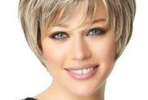 Hair cutting model