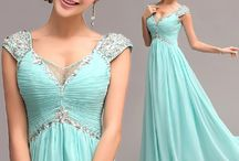 Prom dresses / by Baely Anderson