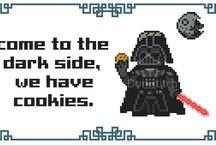 Cross Stitch Star Wars
