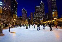 Winter Fun in Chicago