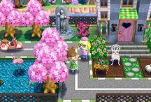 Animal crossing city ideas