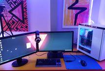Nice set ups / Gaming set ups that we love