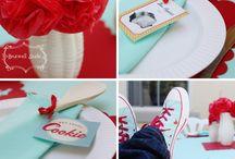Bridal Shower Ideas / by Alissa Riley