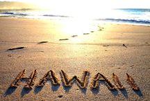 Hawaiian Spirit of Aloha / My former island home  / by Terry Ferguson