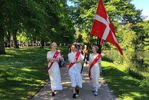 100 års Anniversary  of DK / Womens Wote